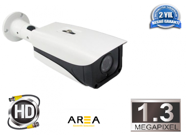 1.3MP 4 ATOM LED AHD GÜVENLİK KAMERASI AR-9535