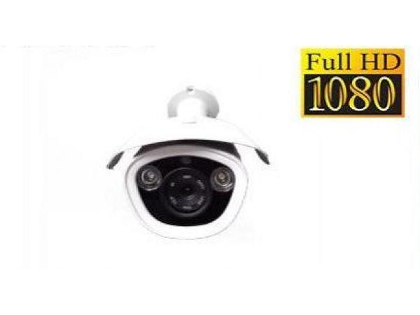 2 MP 1080P Ahd 2 Atom Led Bullet Su Geçirmez Kamera