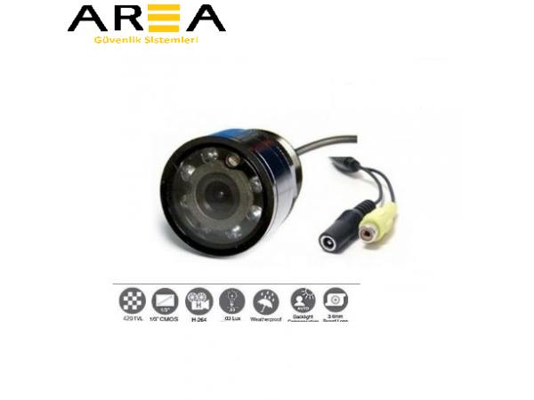 Tampon IR Cam Mıror  3.6MM 420 TVL 7 LED AR-2606