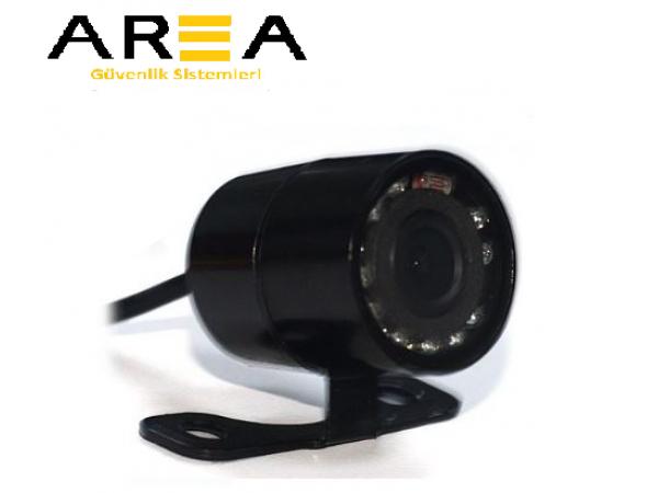 Tampon IR Cam AyaklıI Mıror 8LED Araç Kamerası  AR-2606A