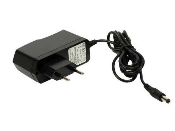 12 Volt 1 Amper Plastik Switch Adaptör AR-3301