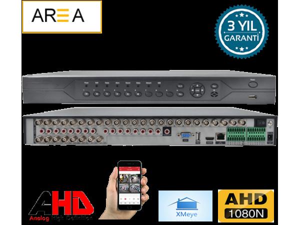 32 KANAL AHD DVR Güvenlik Kamerası Kayıt Cihazı XMEYE