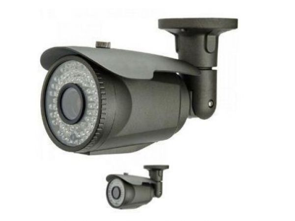2 MP IR CAM, 4MM, 42  LED AHD METAL KASA GÜVENLİK KAMERASI