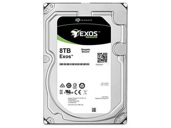 8 TB 3.5 SEAGATE 7200 SAT3 256MB ST8000NM0055 EXOS