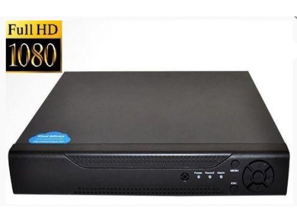 4 KANAL 1080p AHD DVR Kayıt Cihazı AR-9104