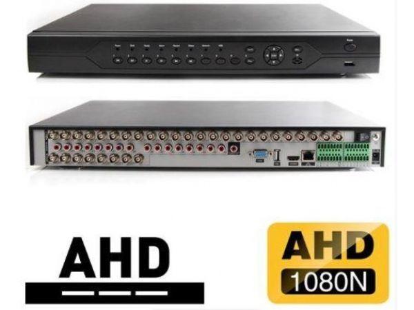 32 Kanal AHD Güvenlik Kamerası Kayıt Cihazı 8 Harddisk