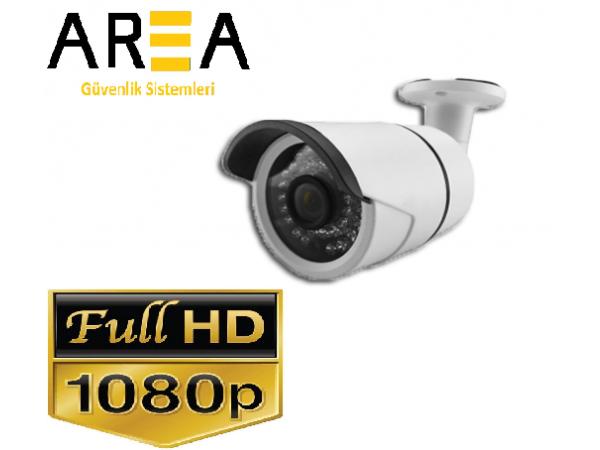 2MP 1080P AHD YÜZ ALGILAMA ÖZELLİKLİ GÜVENLİK KAMERASI 24 LED