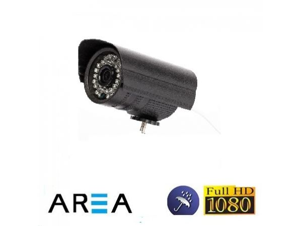 1200 TVL 36 BİG Led Analog Ayaklı Metal Kasa Güvenlik Kamerası