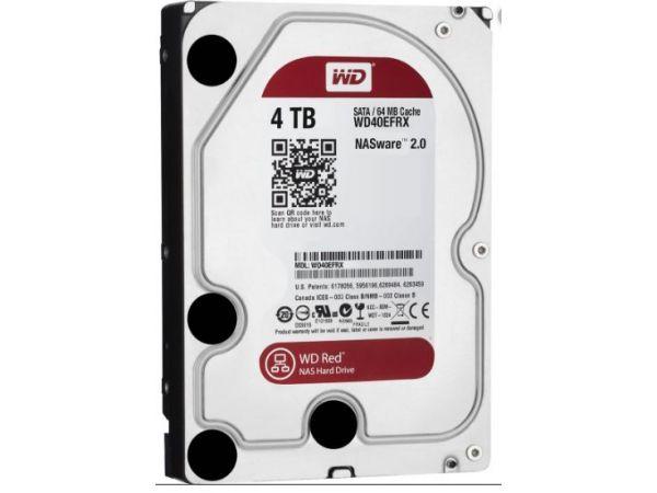 4 TB Western 3.5 İNÇ Güvenlik Hard Diski