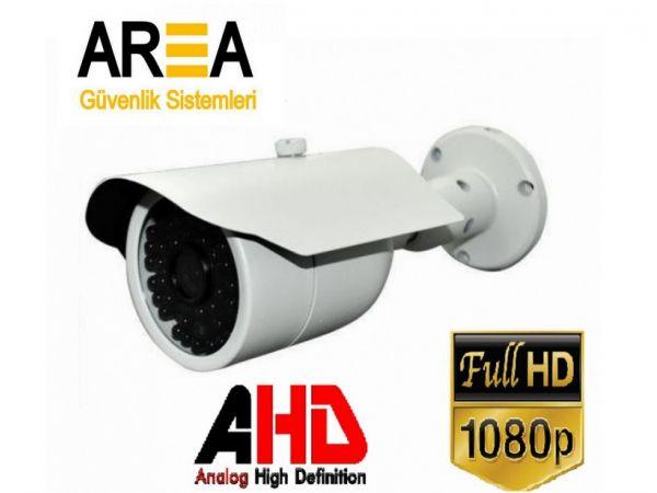 2MP  1080P AHD Metal Kasa 48 LED Güvenlik Kamerası AR-9092