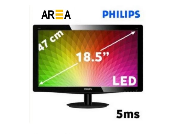 "Philips 18.5"" 193V5LSB2-62 LED Monitör"