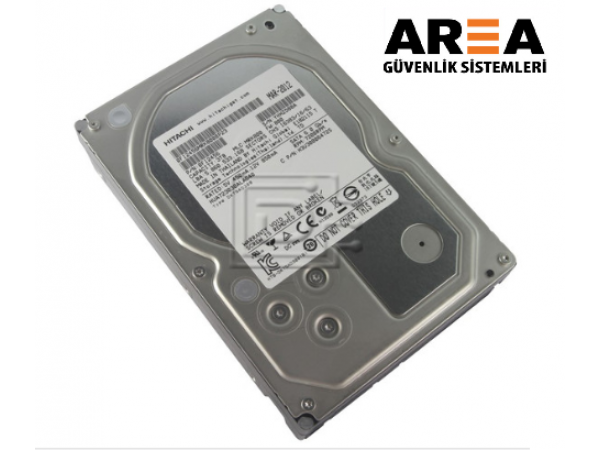 "Hitachi  2TB 7200RPM 64MB 3.5"" Sata 6GB/s güvenlik  Hard Disk"