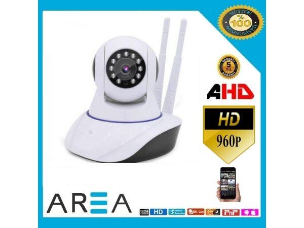 2mp 1080p Qsmart Kablosuz full hd  Hareketli Gece Görüşlü Bebek Kamerası