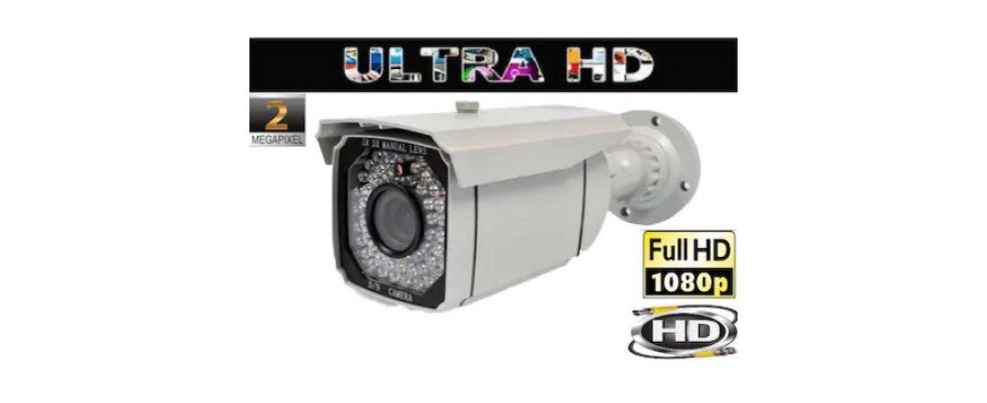 1080P 2.0MP 2.8-12MM Varifocal 63 LED FULL AHD BULLET KAMERA