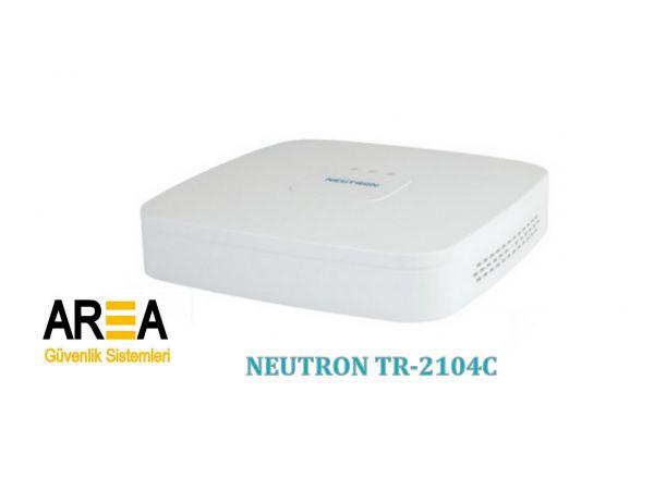 Neutron TR-2104C 4 Kanal Analog DVR Kayıt Cihazı
