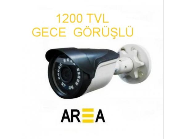1200 TVL 36 IR Led Analog Güvenlik Kamerası AR-9038