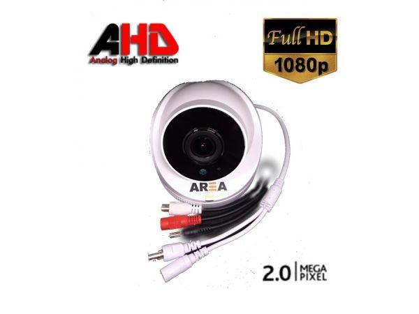 2MP Sesli İç Mekan DOME  AHD Güvenlik Kamerası