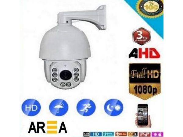 SPEEDDOME AHD 1080p 2.0 MP Güvenlik Kamerası
