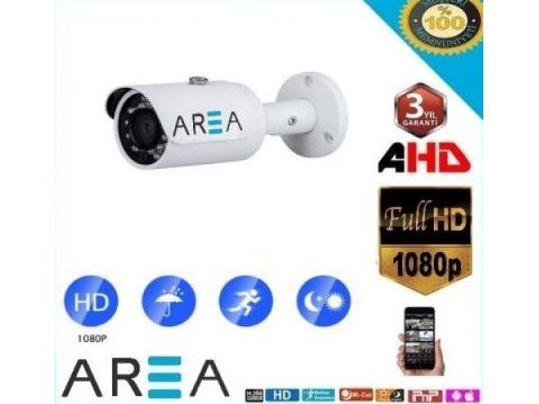 2 MP 1080P 36 Led Gece Görüşlü Güvenlik Kamerası