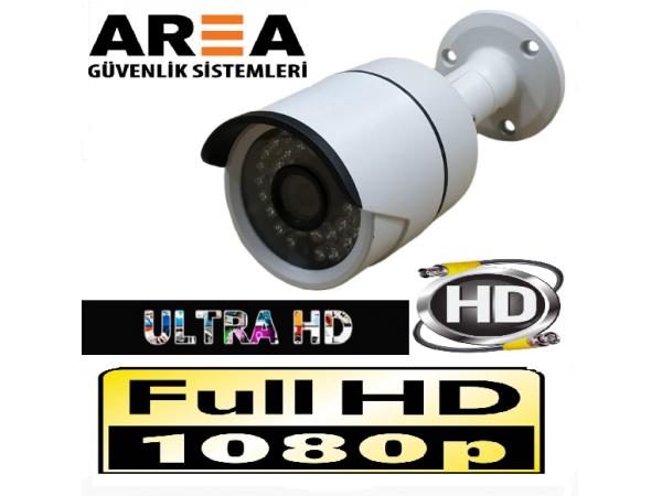 2MP 1080 FULL HD 36 IR LED METAL KASA SU GEÇİRMEZ GÜVENLİK KAMERASI