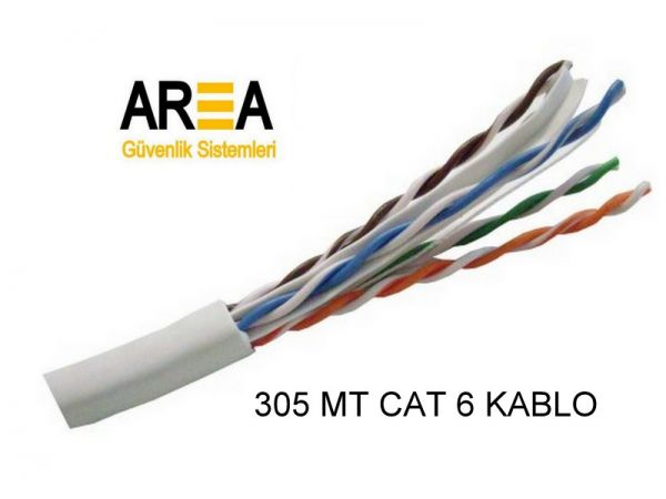 CAT 6 KABLO 305 MT