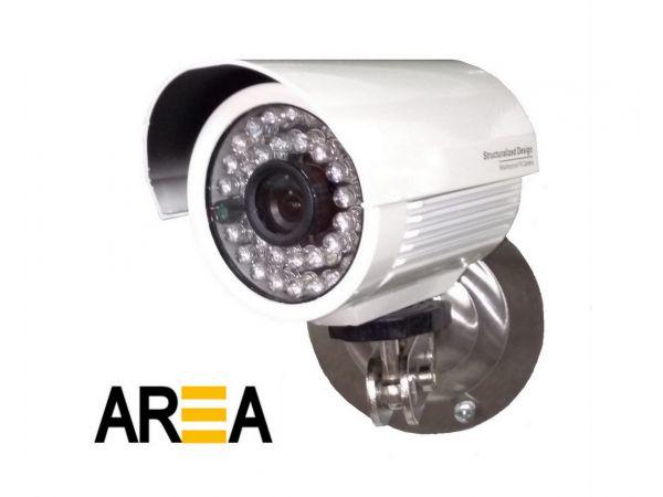 1.3 Mp 36 Led Metal Kasa Ayaklı IP Güvenlik Kamerası AR-9521