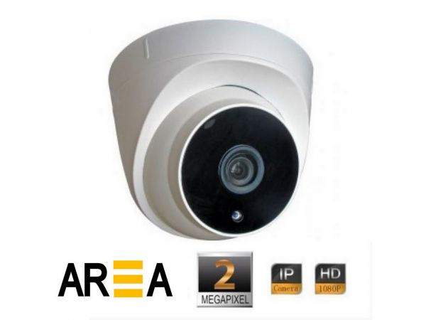 2MP 1080P Smart Led AHD Dome Güvenlik Kamerası AR-6329