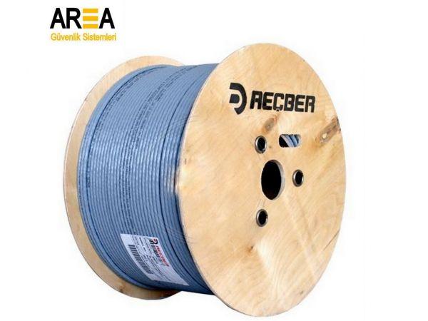 REÇBER Cat6 Kablo - SL400 U23 U/UTP 4x2x23AWG Kablo - 500Mt