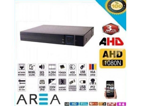 16 Kanal 960  Ahd Kamera Kayıt Cihazı XMEYE  Cepten İzleme
