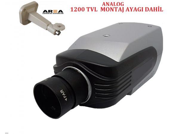 1200 TVL BOX  ANALOG BOX  KAMERA AYAK DAHİL